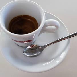 Marina Usmanskaya - A Cup of Espresso