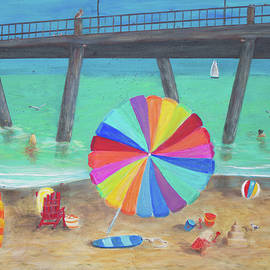 Ken Figurski - A Day At The Beach