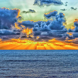 Joseph S Giacalone - A Different Sunset