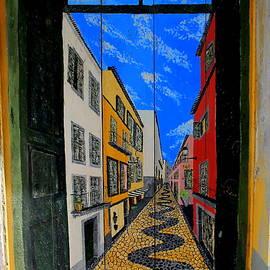 Laurel Talabere - A Door with Perspective