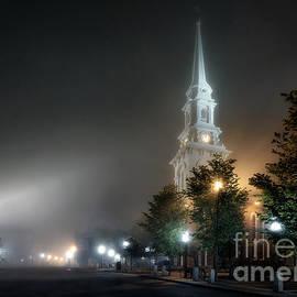 Scott Thorp - A Foggy Portsmouth Night