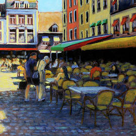 David Zimmerman - A French Food Court