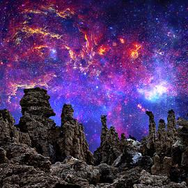 A Galaxy Far Far Away by Wes and Dotty Weber