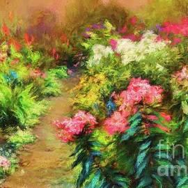Tina LeCour - A Garden In Bloom