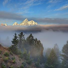 A Grand Morning Emerges  by Michael Morse