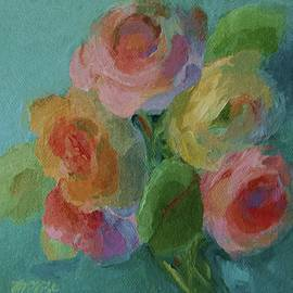 Mary Wolf - A Handful of Roses