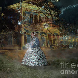 A Haunted Story In Dahlonega by Nicole Angell