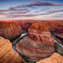Saija  Lehtonen - A Horseshoe Bend Morning