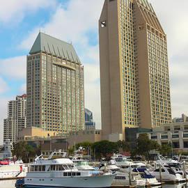A Hyatt Manchester Grand Shot, San Diego by Derrick Neill