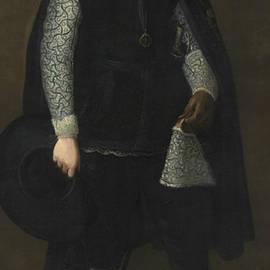 A Knight of Alcantara or Calatrava - Bartolome Esteban Murillo