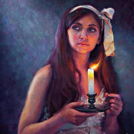 Jean Hildebrant - A Light Unto My Path