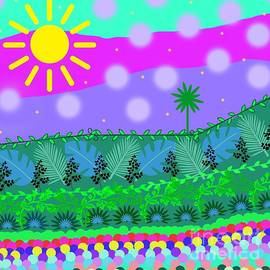 A Little Whimsy by Diamante Lavendar
