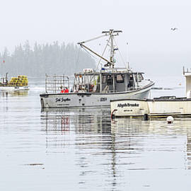 A Lobster Boat Livelihood by Marty Saccone