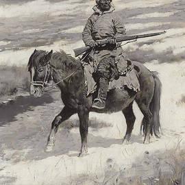 A Manchurian Bandit - Frederic Remington