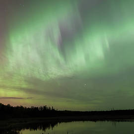 A Minnesota Night by Donna Crider