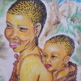 A mother love by Adekunle Ogunade