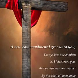 David and Carol Kelly - A New Commandment