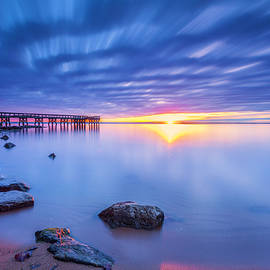 A new dawn by Edward Kreis
