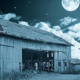 A Night on the Farm by William Sturgell