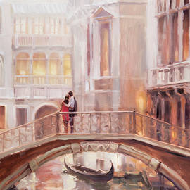 Steve Henderson - A Perfect Afternoon in Venice
