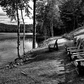 A Place to relax at The Woods Inn 2 by David Patterson