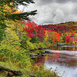 David Patterson - A Place to View Fall Color