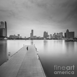 A quiet city by Dika yudha Rio p