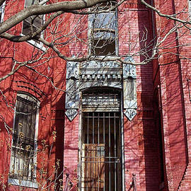 Walter Oliver Neal - A Red Brick Row House