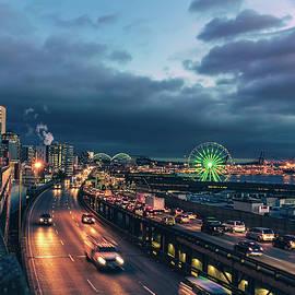 Nisah Cheatham - A Seattle Evening