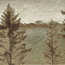 Mario Carini - A Simple Landscape