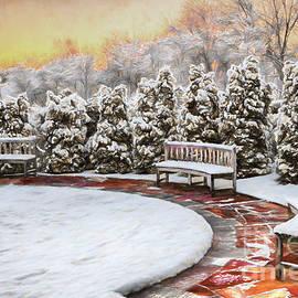 Dan Carmichael - A Snowy Day in the Park