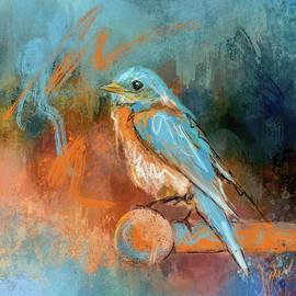 Jai Johnson - A Splash of Bluebird