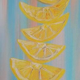 Eloise Schneider - A Stack of Lemon Slices