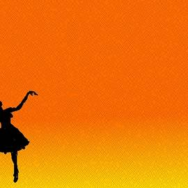 A Stage  Dancer by Anand Swaroop Manchiraju