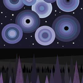 A Starry Night Sky II