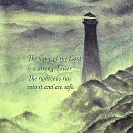 Hazel Holland - A Strong Tower