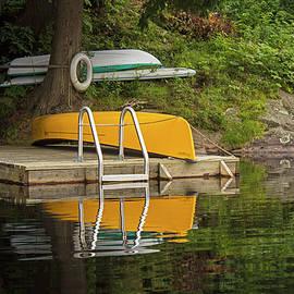 Spencer Bush - A summer reflection