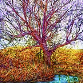 Joel Bruce Wallach - A Tree Greets Springtime