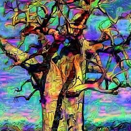 Sam Burns - A Tree of Life
