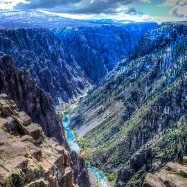 A Two Thousand Foot Drop by Don Mercer