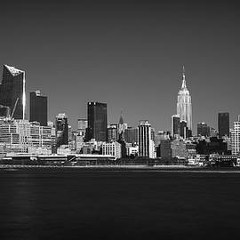 A view from across the Hudson by Eduard Moldoveanu