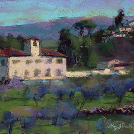 Mary Benke - A View to Tuscany