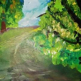 Madina Kanunova - Walk in the woods