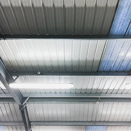Tom Gowanlock - A warehouse ceiling