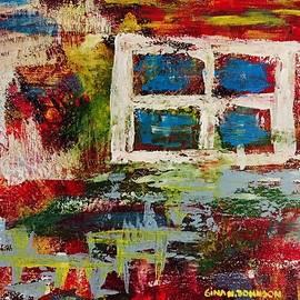 A window of hope by Gina Nicolae Johnson