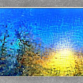 Mario Carini - A Winter Sunset