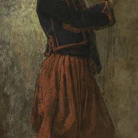 A Zouave - Thomas Couture