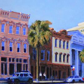 David Zimmerman - A Broad Street Panorama