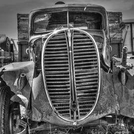 Abandon Farm Truck by Steve Brown