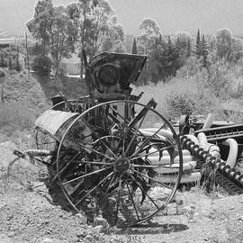 Jill Mitchell - Abandonded Machinery
